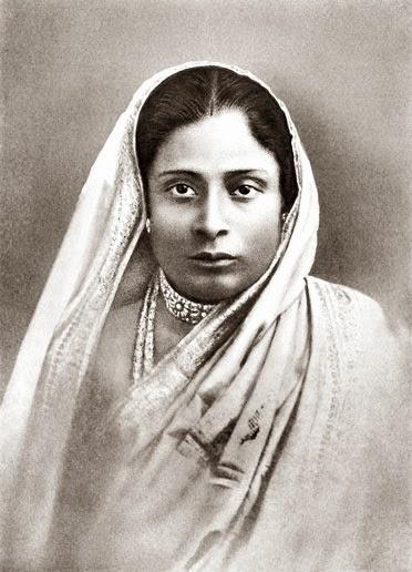 Sri Yogananda's mother, srimati gyana Prabha ghosh