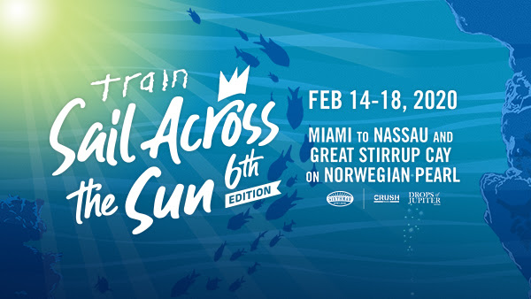 Sail Across The Sun is BACK in 2020 — Train