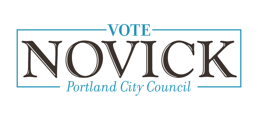 Steve Novick for Portland City Council