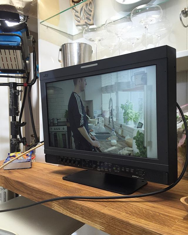 Test shots on location today for Scottish Power.  #tv #advertising #interior #advert #filming #edinburgh #scotland #styling #interiordecor #interiordesign #interiorstyling #interior123