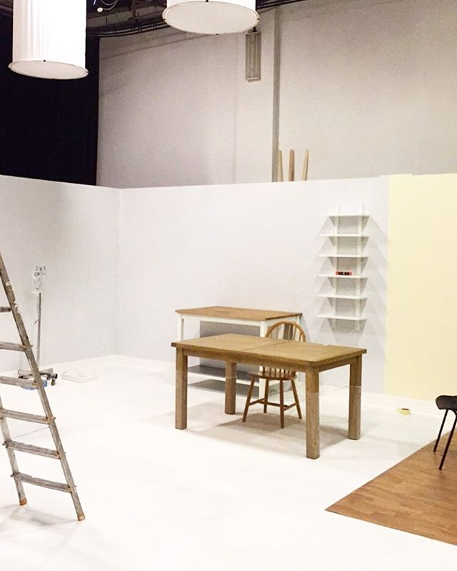 We spent today set building and prop buying ahead of another TV advert next week!  #studio #studiolife #setbuilding #set #tv #advert #commercial #edinburgh #styling #interior #interiors #interior123 #interiordecor #interiordesign #artdirection #artdirector #art