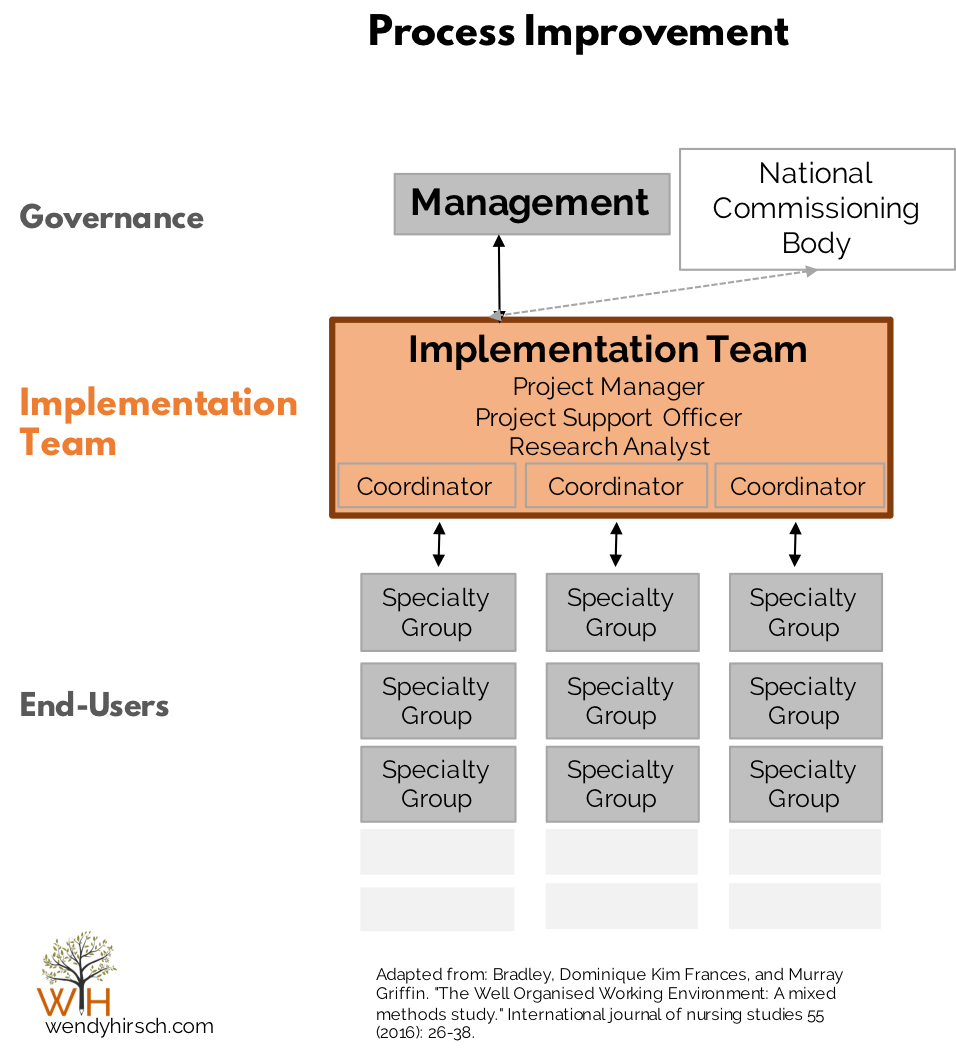 process-improvement-team-structure