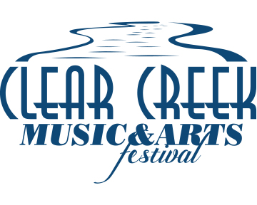 Clear Creek Music and Arts Festival Logo - blueclock dark blue 5x4.jpg