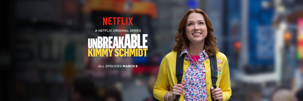 Unbreakable Kimmy Schmidt, Friday Favorites, AstridStars
