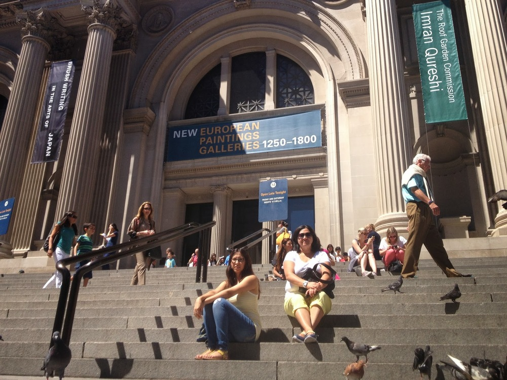 NYC, The Met, Gossip Girl