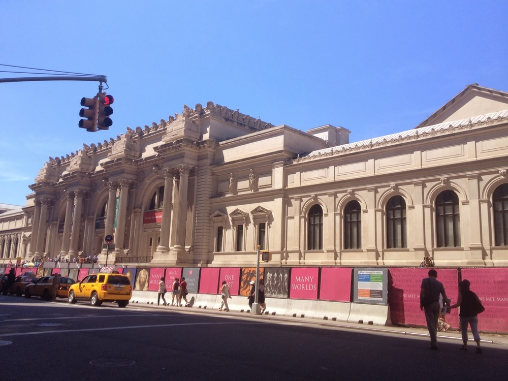 NYC, The Met