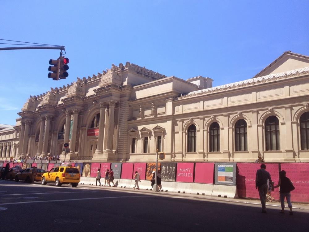 NYC, The Met