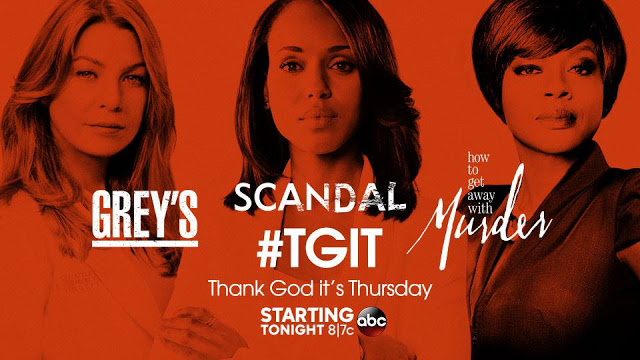 My Week With TV Fall TV Week 1 Premieres TGIT
