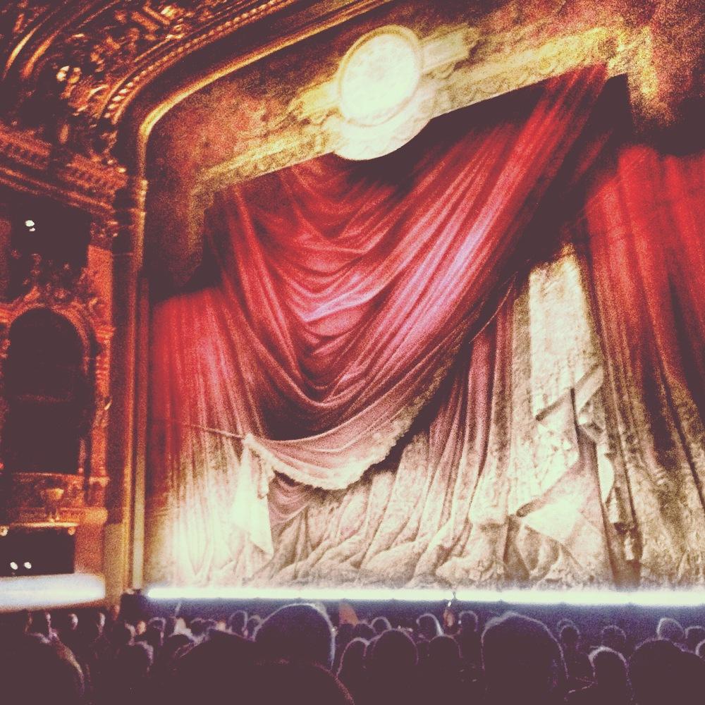 Opéra Garnier, Paris, 2014