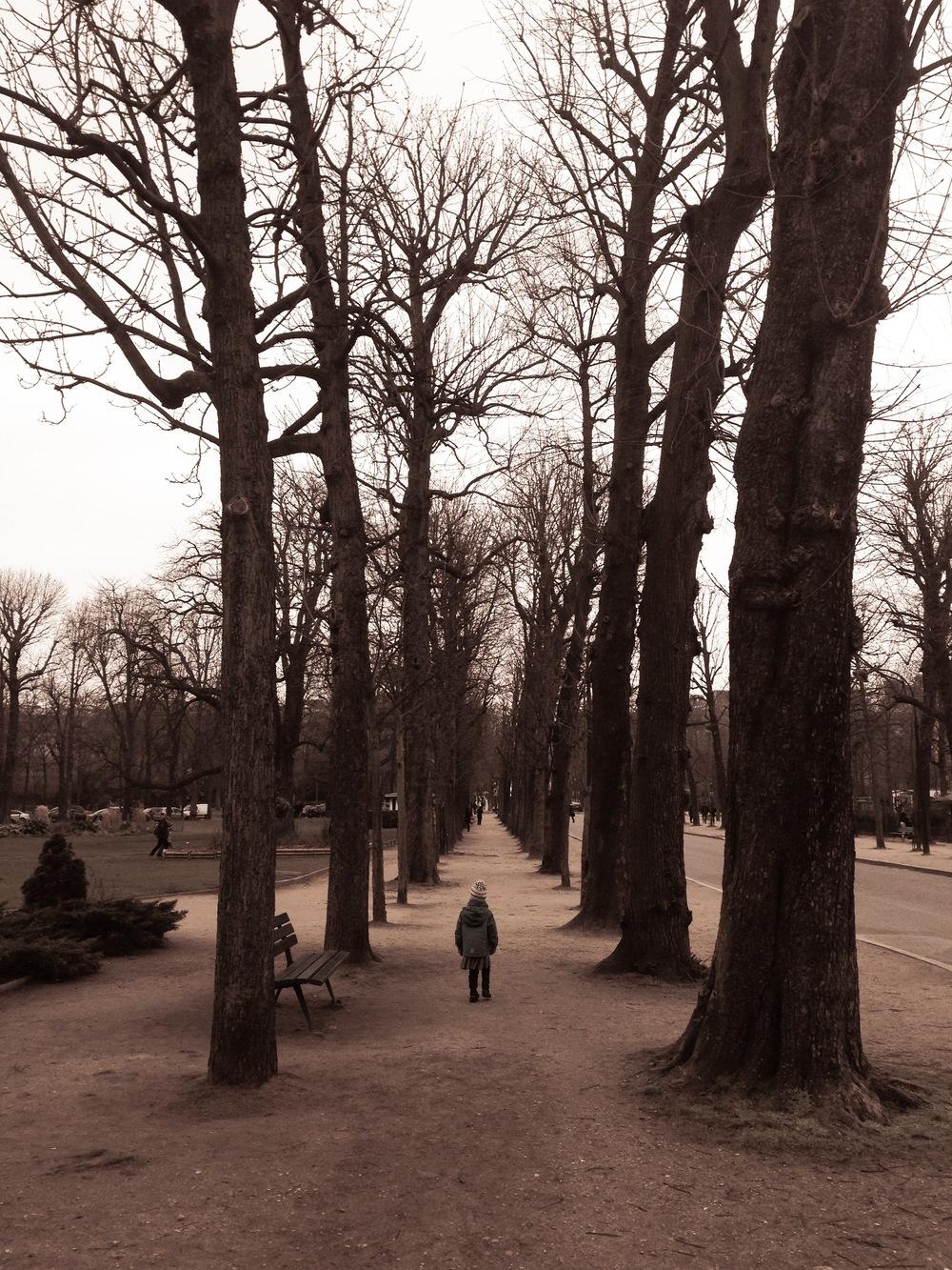 Jardin du Ranelagh, Paris, 2015