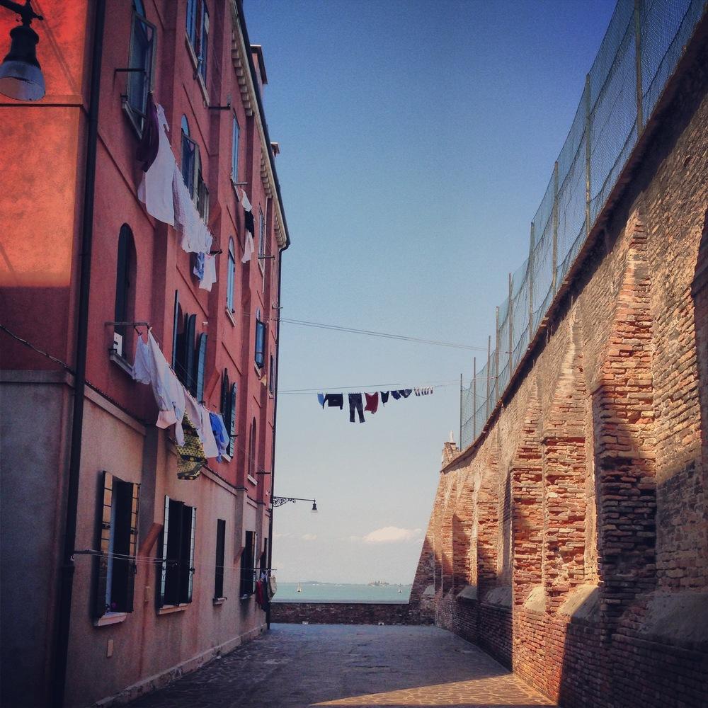 The Jewish Ghetto, Venice, 2014