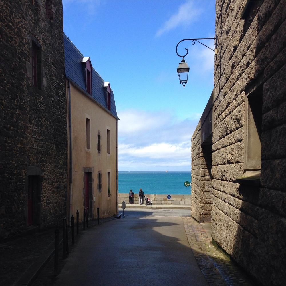 Saint-Malo, Bretagne, 2015