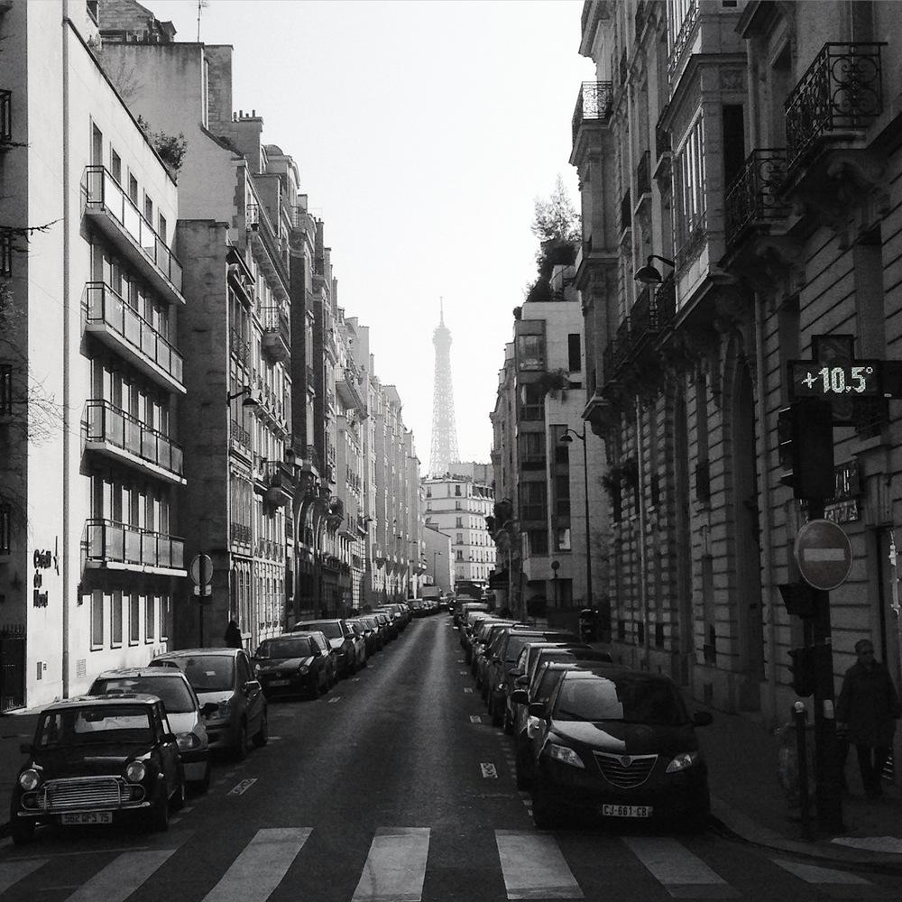 Rue de la Pompe, Paris, 2015