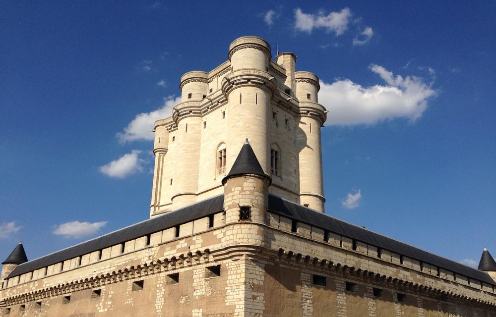 Château de Vincennes, Paris, 2015