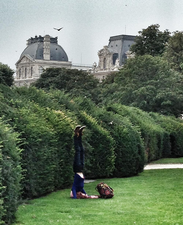 Jardins du Carrousel, Paris, 2013