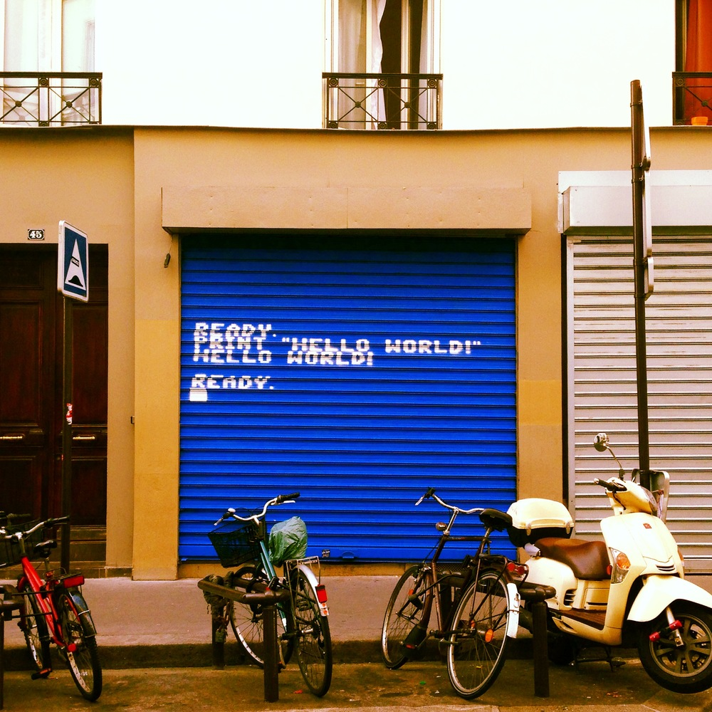 Rue de Trois Bornes, Paris, 2014