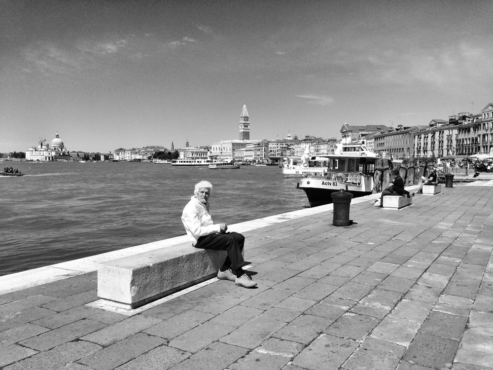 Unknown, Venice, 2014