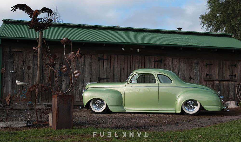 Huntington Beach Chrysler >> 1941 Plymouth Coupe — Fuel Tank
