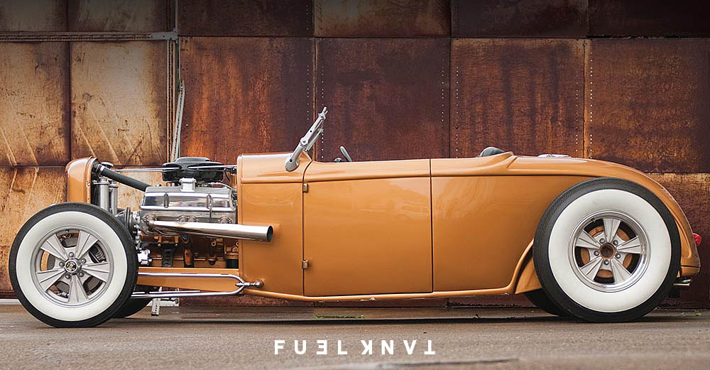 Hot Rod: CJ\'s \'32 Roadster — Fuel Tank