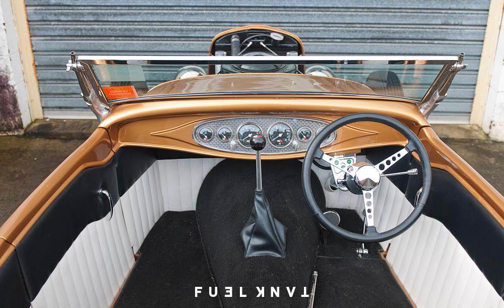 Fiat Topolino Fiberglass Body Fiat Topolino Fiberglass