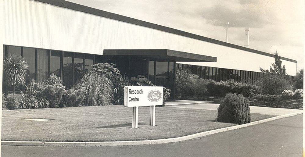Ford of Australia Research Centre Circa 1990.