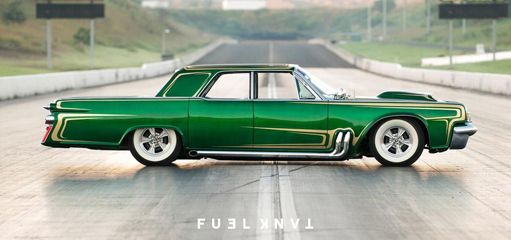 Australian Special Ken Godfrey S Custom 1963 Lincoln Continental