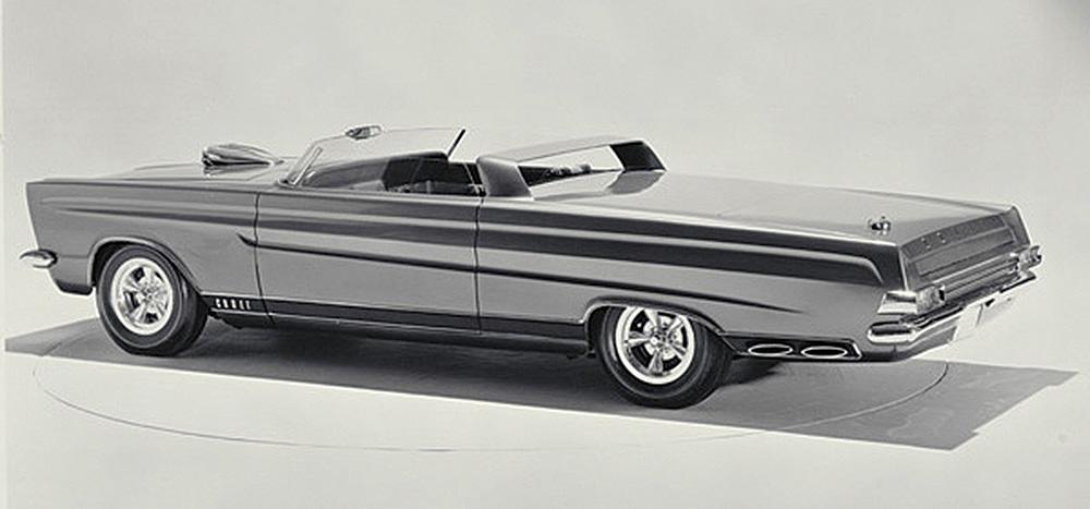 1965 Comet Cyclone Sportster