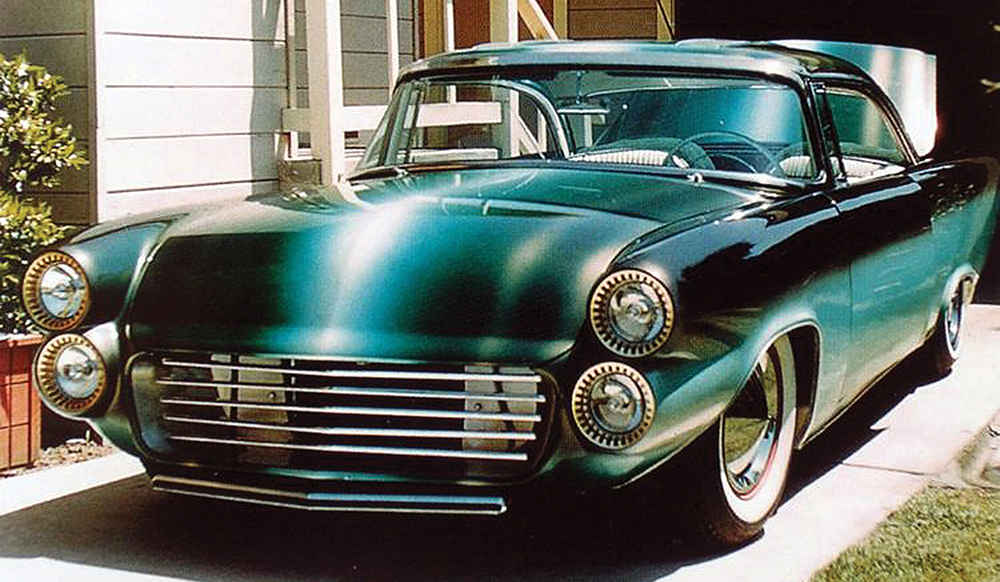Custom '56 Mercury Jade Idol