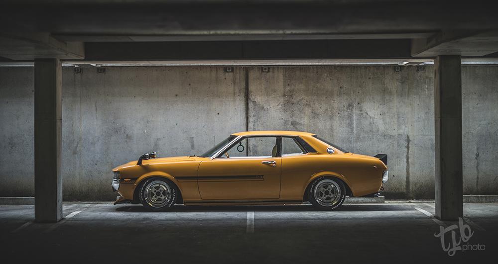 Crowd Pleaser: Troy Barker\'s Modified 1976 RA23 Toyota Celica — Fuel ...