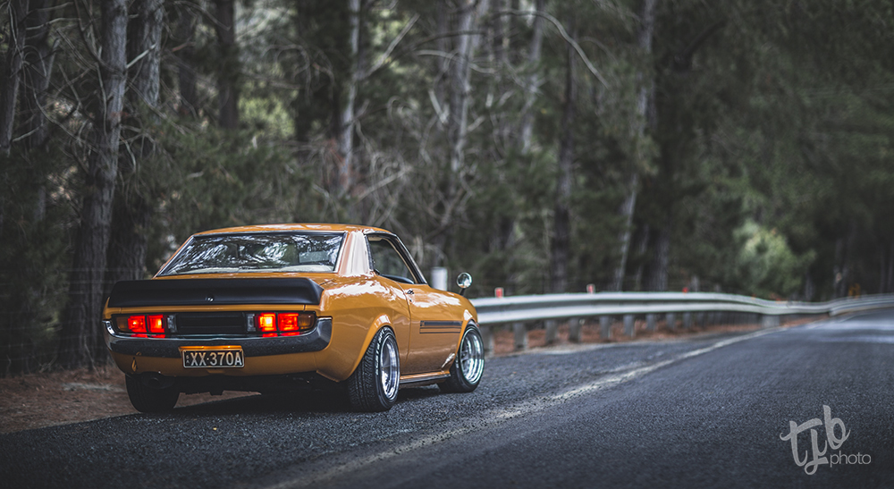Crowd Pleaser: Troy Barker\'s Modified 1976 RA23 Toyota Celica ...