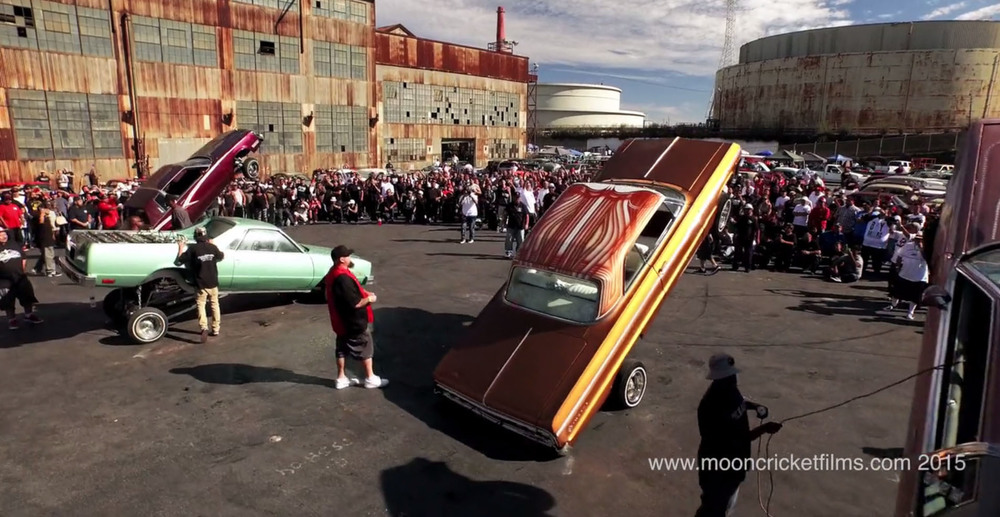 Auto Film King Of The Streets Low Rider Show In San Francisco - Lowrider car show san francisco 2018
