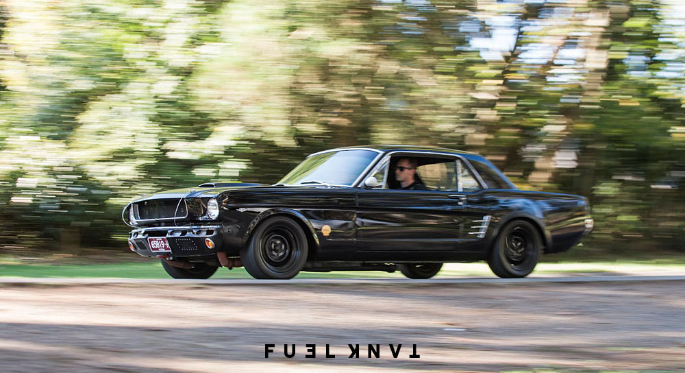 Shadow dancer justin perrins custom 1966 ford mustang fuel tank who are you and what do you do for a living sciox Choice Image