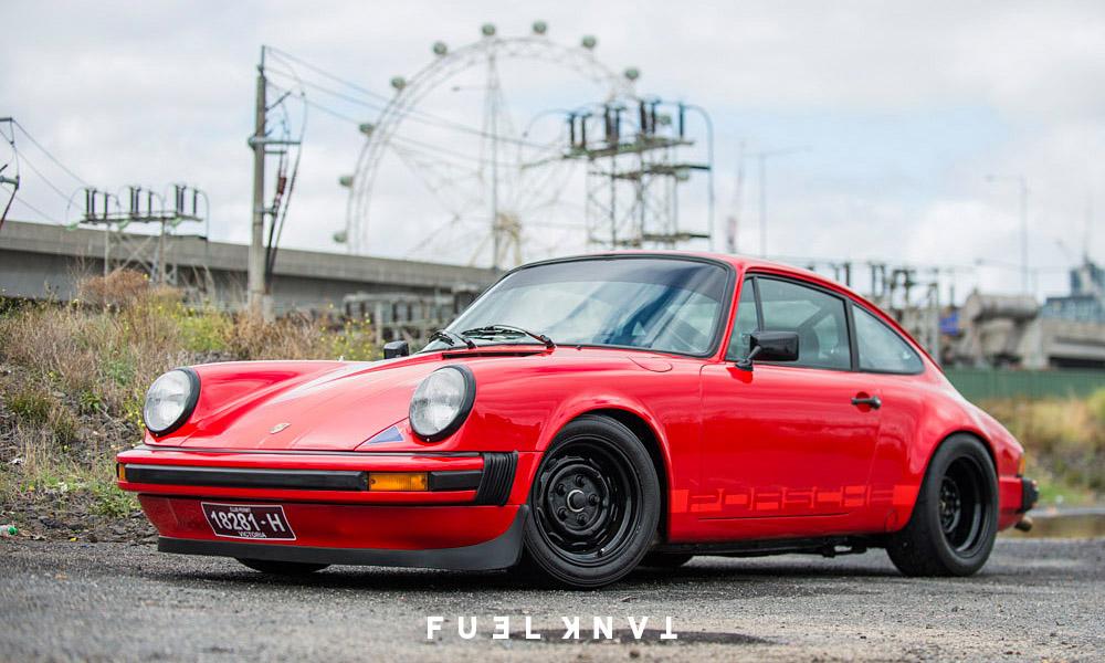Cars Beginning With D >> Melbourne Outlaw: Hugh Feggans' Custom 1977 3.0L Porsche 911 — Fuel Tank