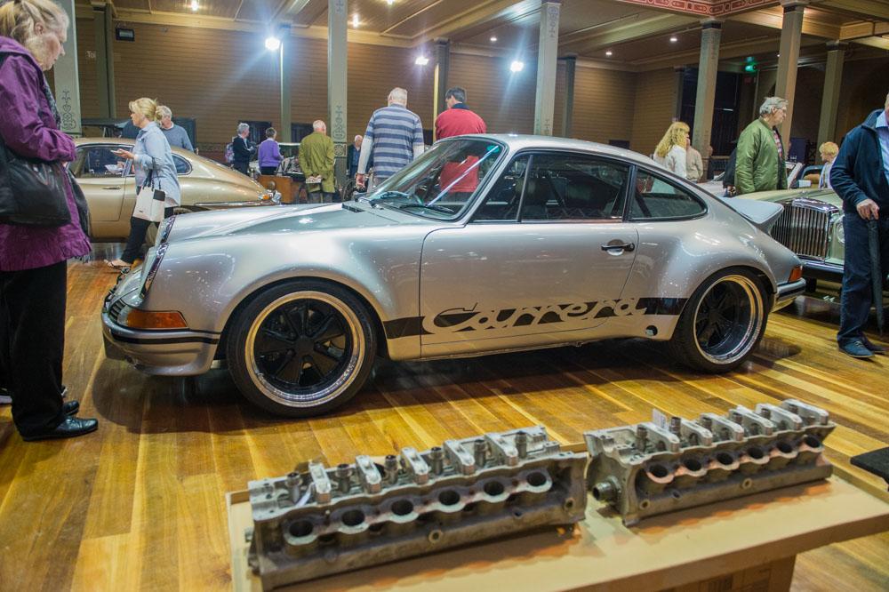 1975 Porsche 911 Carrera RSR Replica.