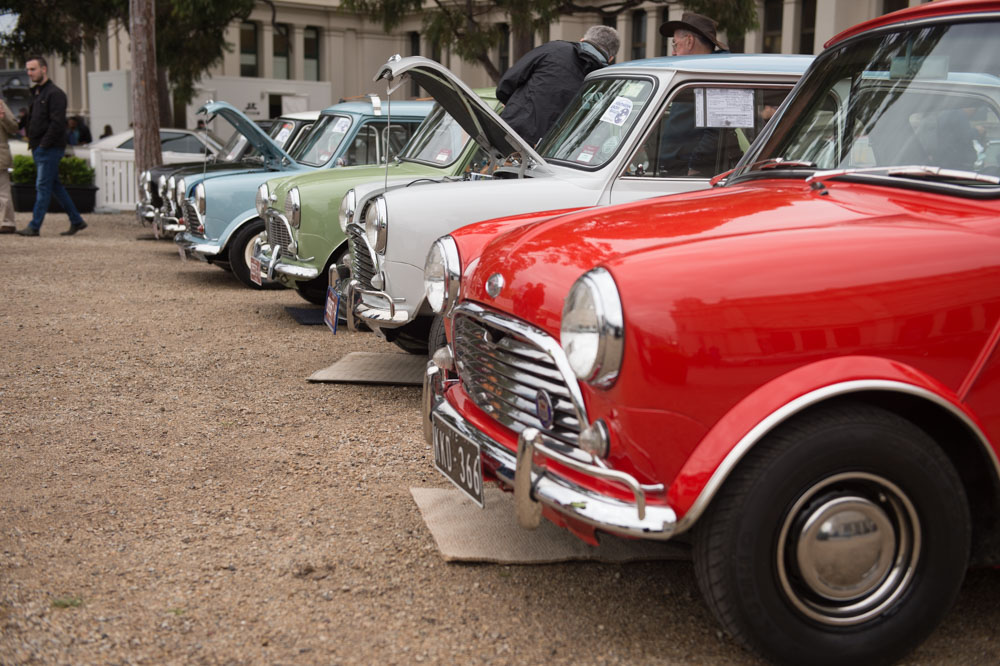...As were the Mini club of Victoria.