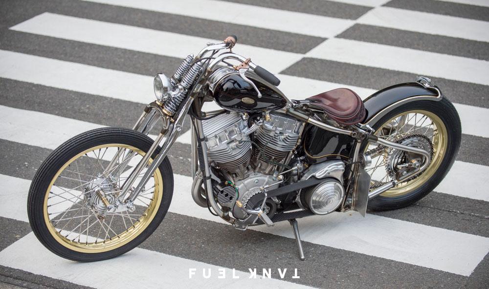 Harley japan style dress