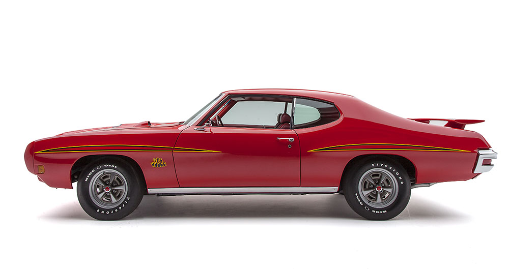 Justice League: 1970 Pontiac GTO Judge — Fuel Tank