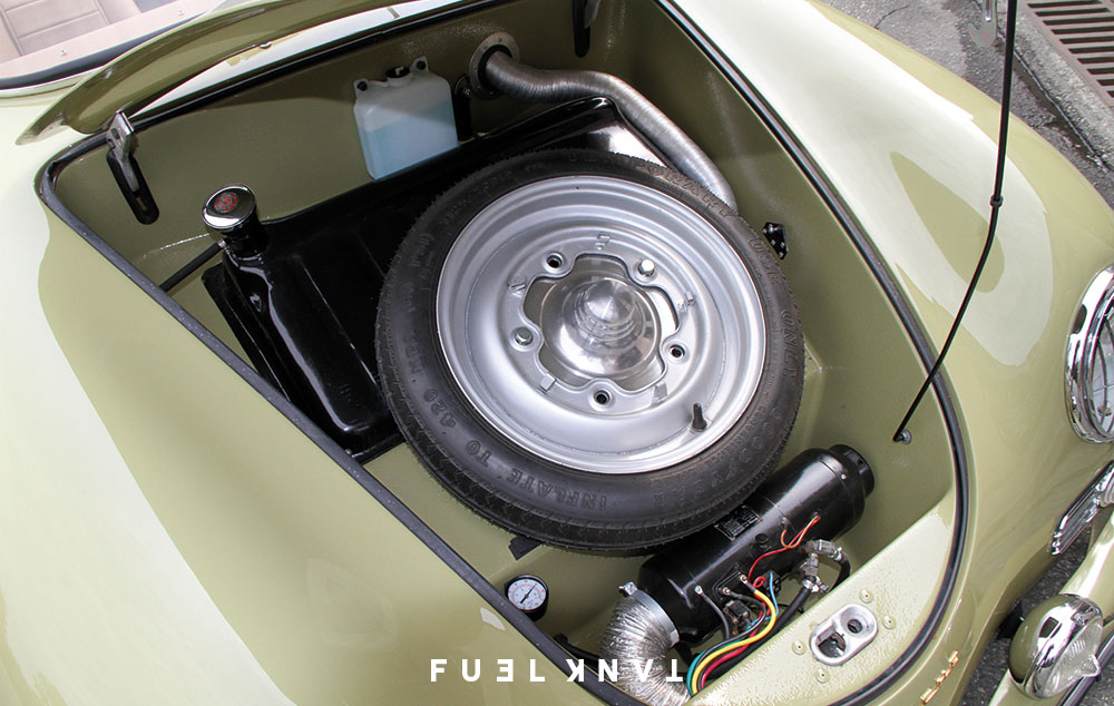 Mango Smoothie Paul Cormie S Porsche 356 Speedster