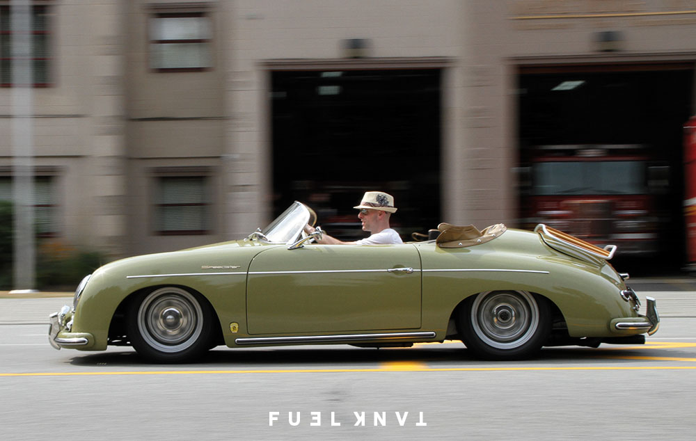 Mango Smoothie Paul Cormie S Porsche 356 Speedster