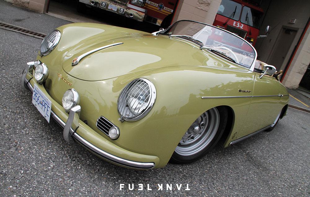 Mango Smoothie Paul Cormie S Porsche 356 Speedster Replica