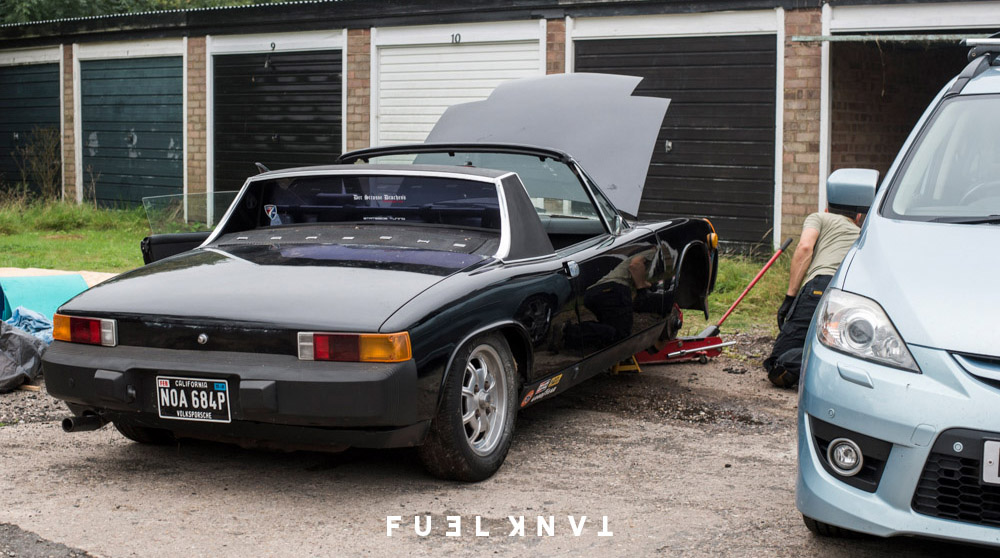 Project Porsche 914 | The Awakening — Fuel Tank