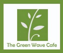 menu the green wave cafe