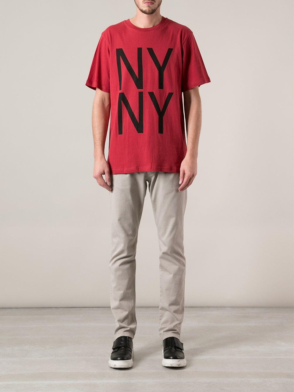 NY, NY Shirt $21.00