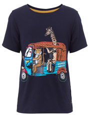 Thomas Tuk Tuk Tshirt Now From $20.00 $10.00