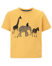 Wild Animal T-Shirt Now From $14.00 $6.99