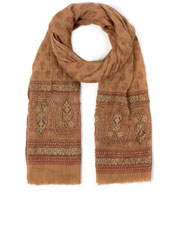 Cadiz Print Scarf Was $50.00 Now $14.99
