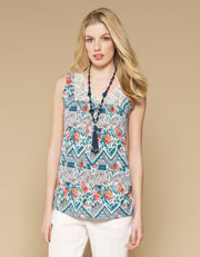 Sophia Floral Top Was $50.00 Now $25.00