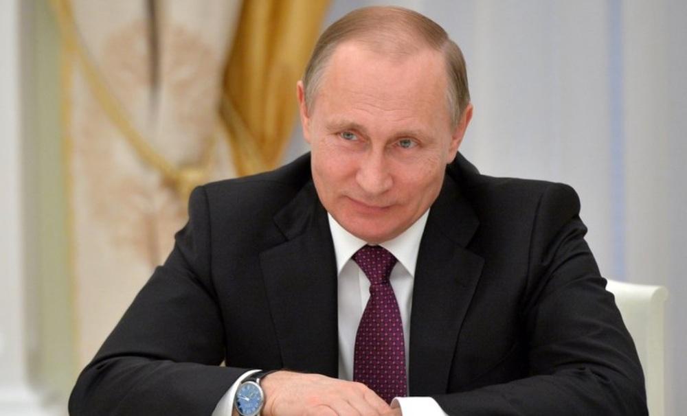 Uradna stran Ruskega predsednika.