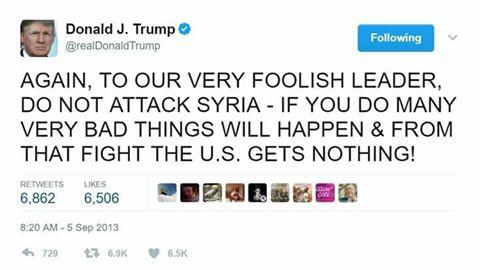 Trump,pred izvolitvijo