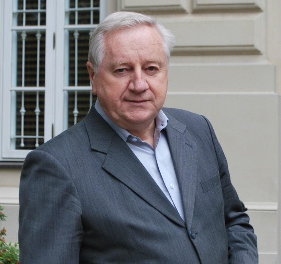 Profesor Bogdan Góralczyk                 Foto: osebni arhiv.